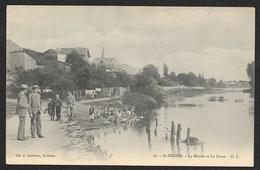 SAINT DIZIER Lavandières Sur La Marne Et La Noue (OJ) Haute-Marne (52) - Saint Dizier