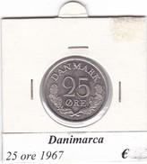 DANIMARCA   25 ORE  1967  COME DA FOTO - Danimarca