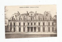 Cp , 94 , BOISSY SAINT LEGER , Château Du PIPLE , écrite , Ed : Bredger - Boissy Saint Leger