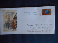 "Enveloppe PAP - ""BAYEUX Normandie France"" - 20 G - PAP: Sonstige (1995-...)"