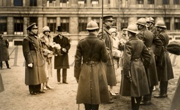Photo Card / ROYALTY / Belgique / Roi Albert I / Koning Albert I / Reine Elisabeth / Koningin Elisabeth / 1926 - Case Reali