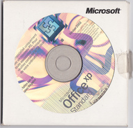 Microsoft Office XP Version 2002 - CD