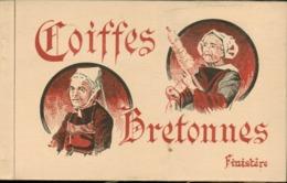Type Breton - Carnet De Coiffes Bretonnes (12 Cartes) Carnet Neuf - Frankreich