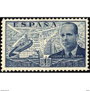 ES886STV-LTV***886STTHE.Spain.Esgane .HELICOPTERO,Autogiro.Ingeniero JUAN DE LA CIERVA.1939.(Ed 886**) - Helicópteros
