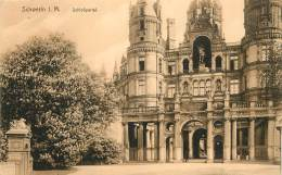 SCHWERIN      SCHLOSSPORTAL - Schwerin