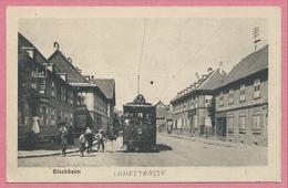 67 - GRUS Aus BISCHHEIM - Landstrasse - Tram - Tramway - Strassenbahn - France