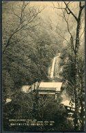 Japan Kobe Postcard. Nunobiki-No-Medaki Falls - Kobe