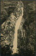 Japan Kobe Postcard. Nunobiki-No-Odaki Falls - Kobe