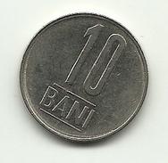 2011 - Romania 10 Bani, - Romania
