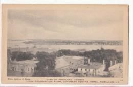 Etats Unis - ME - Portland - View Of Portland Harbor    : Achat Immédiat - Portland
