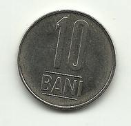 2012 - Romania 10 Bani, - Romania