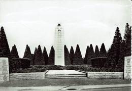 LANGEMARK-CANADEES GEDENKZUIL-MONUMENT EN HOMMAGE AUX SOLDATS CANADIENS MORTS PENDANT LA GUERRE 1914/198-military-Canada - Langemark-Poelkapelle