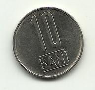2013 - Romania 10 Bani, - Romania