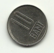 2015 - Romania 10 Bani, - Romania