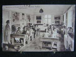 MO- 211 -  Sanatorium Du Domaine De La Chise, Classe Primaire  -  Circulé, - Incourt
