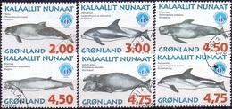 GROENLAND 1998 Walvissen III GB-USED. - Gebraucht