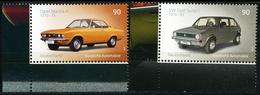 BRD - Michel 3297 / 3298 ECKE LIU - ** Postfrisch (G) - 90-90C  Automobile, Ausg: 13.04.2017 - BRD