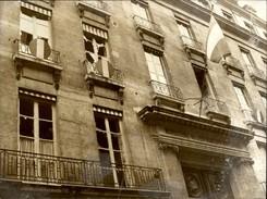 PHOTO - Photo De Presse - Explosion Au Ministère De L'éducation Nationale PARIS - 1974 - AFP - Lieux
