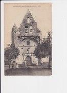 33 Fontet Près La Réole L' église Cachet 1916 - Frankrijk