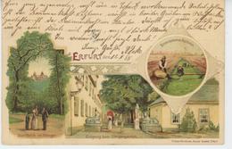 ALLEMAGNE - ERFURT (1898) - Erfurt