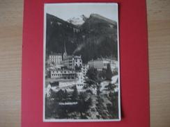 Österreich- AK Bad Gastein 1929 - Weltkurort Mit Stil - Bad Gastein