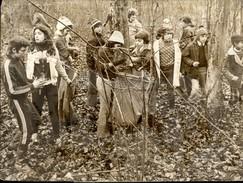 PHOTO - Photo De Presse - MOSELLE - Forêt De Clouange - Ramassage Des Ordures Par Des Enfants - Lieux