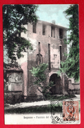 Legnano. Castello Di San Giorgio. Facciata. 1910 - Legnano