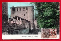 Legnano. Castello Di San Giorgio. Esterno.  1910 - Legnano