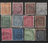 Portugal _ Charles 1er_ N° Divers à Partir Du N°66  (1892) - Portugal