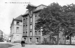 Ath.Le Moulin Et La Rue Du Moulin. - Ath