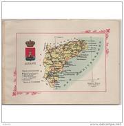 ALCNTP2226CPA-LFTPFOL2TMAP .Tarjeta Postal DE ALICANTE.Portfolio FOTOGRAFICO  De ALICANTE - Mapas