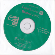 Cours De Base EXCEL 2000 - CD