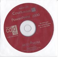 Cours De Base POWER POINT 2000 - CD