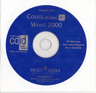 Cours De Base WORD 2000 - CD