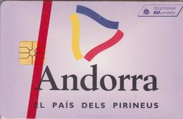 AND33 ANDORRE LOGO 50 GEM 08/95 NSB-ANDORRE
