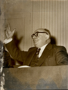 PHOTO - Photo De Presse - POLITIQUE - Jacques DUCLOS - Parti Communiste - 1957 - Autres