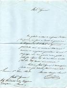 1848 GENOVA - Manuscripts