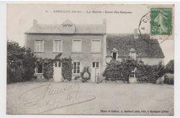 61 ORNE - DORCEAU La Mairie, école Des Garçons (voir Descriptif) - France