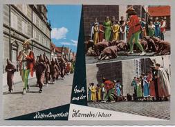 PIED PIPER OF HAMLYN - MODERN SIZED POSTCARD - UNUSED - Germany