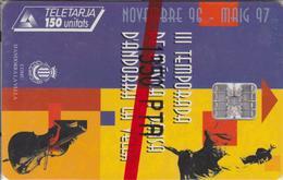 AND67 FESTIVAL DE MUSIQUE 150 SC7 01/97 NSB-ANDORRE