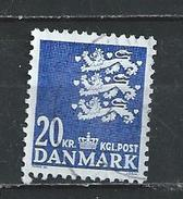 DENEMARKEN   GESTEMPELD   NR° 1594  Catw.  3.00  Euro