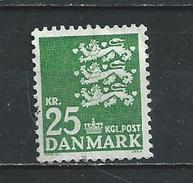 DENEMARKEN   GESTEMPELD   NR° 1610  Catw.  5.00  Euro