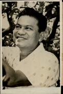 PHOTO - Photo De Presse - POLITIQUE - RAMON MAGSAYSAY - Président Des Philippines - Accident D'avion - Personnes Identifiées