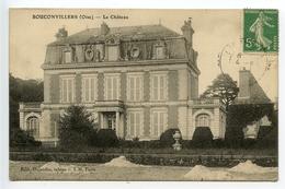 Bouconvillers Le Château - France