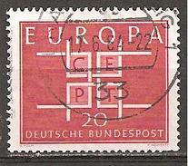 BRD 1963 // Michel 407 O (M) - Europa-CEPT