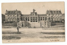 Beauvais Le Lycée Felix Faure - Beauvais