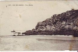 CPA - ILE DE GROIX - Port-Mélite - Groix