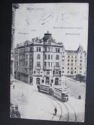 AK WIEN VIII. Albertgasse Strassenbahn 1914  // D*24014 - Altri
