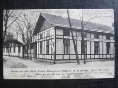 AK WIEN II. PRATER Winzerhaus 1907  // D*24015 - Prater