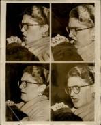 PHOTO - Photo De Presse - SPORT - Femme De ROCKY MARCIANO - BOXE - 1952 - Sports